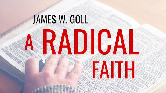 A Radical Faith