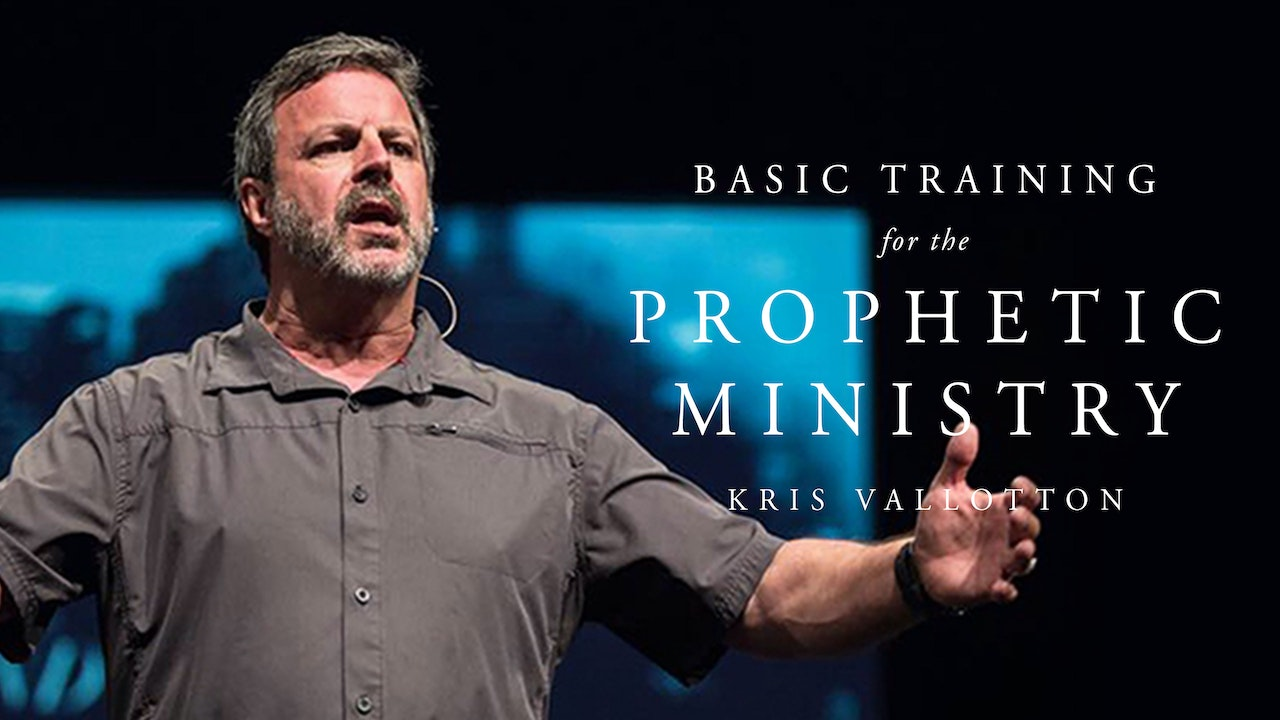 Basic Training for the Prophetic Ministry Ecourse