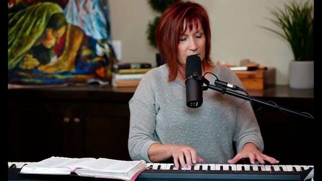 Thriving in Turmoil  LIVE Prophetic W...