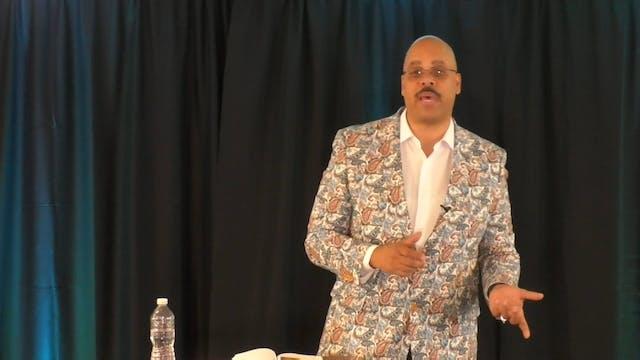 Supernaturally Prophetic Masterclass - Session 12 - John Veal
