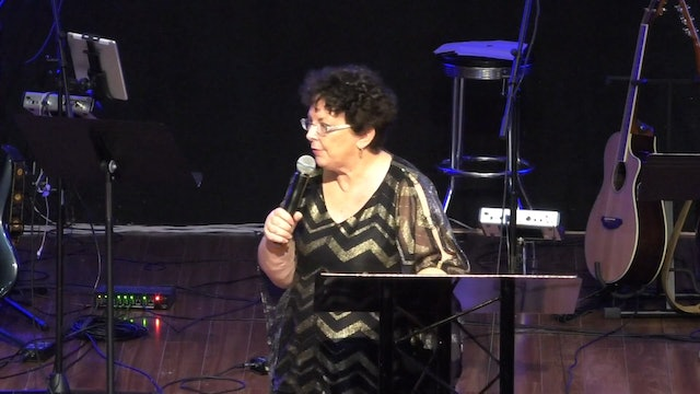 Session 8 - Suzette Torti - Opening Generational Springs from the Courts of Heaven