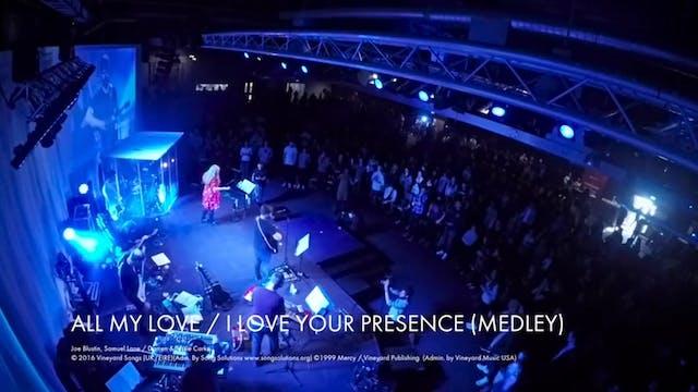 Samuel Lane - All My Love _ I Love Yo...