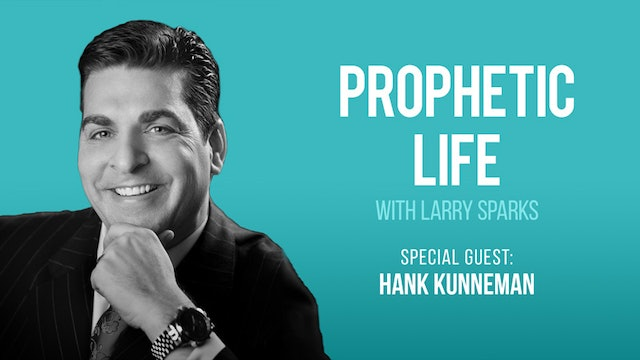 Hank Kunneman - How To Hear Words That Come From The Throne Room Of Heaven!