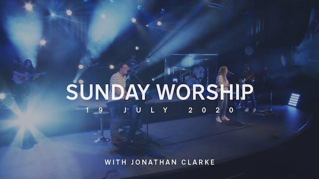 Live Worship with Jonathan Clarke (19...