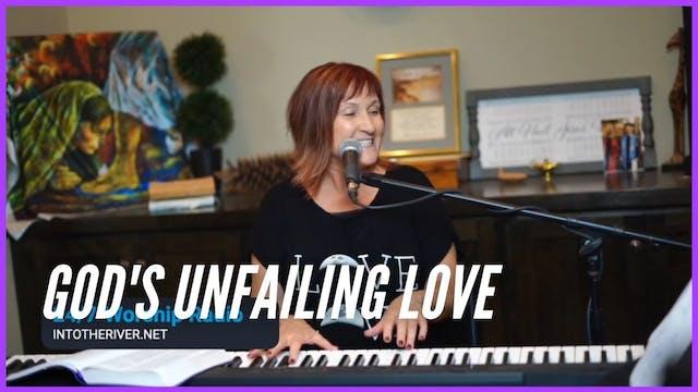 God's Unfailing Love  Prophetic Worsh...