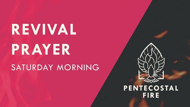 Pentecostal Fire Conference 2021 - Re...