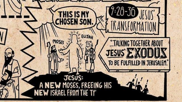 Read Scripture - Luke Ch. 1-9