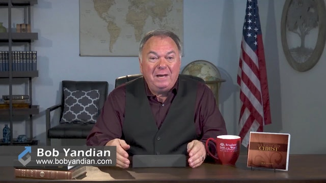 Episode 311-Christ's Ambassadors-Bob Yandian Ministries-Student of the Word