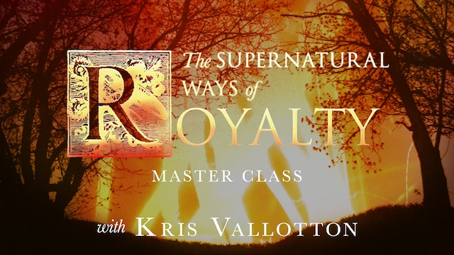 Supernatural Ways of Royalty Ecourse