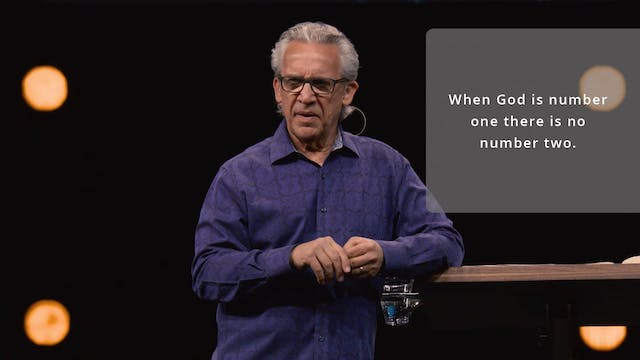 The Way of Life - Session 7 -  Bill J...