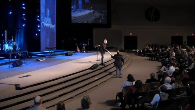 Randy Clark - Testimony Brings Faith