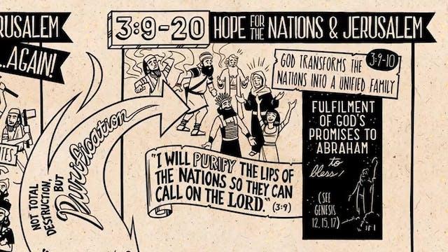 Read Scripture  Zephaniah