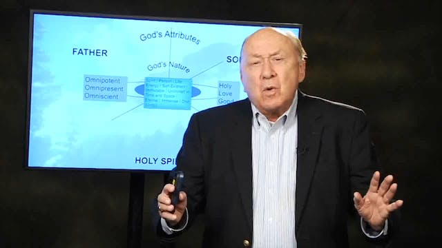 What We Believe Part 1 - Session 3 - Dr. Elmer Towns