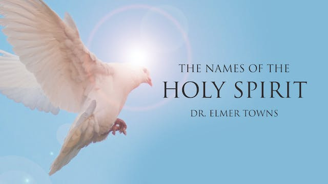 Names Of The Holy Spirit Ecourse