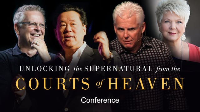 Unlocking the Supernatural Conference