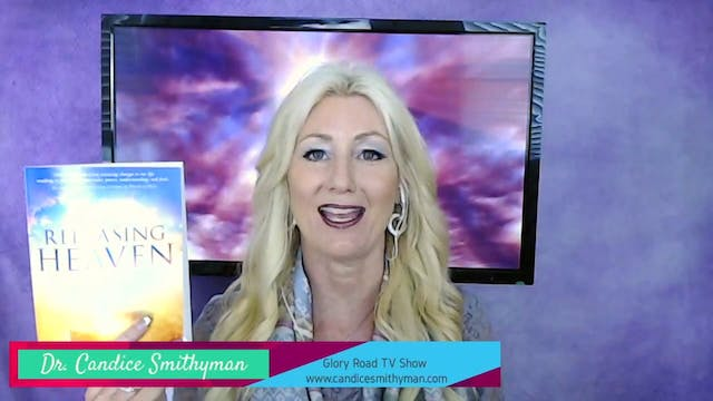 Releasing Heavens Atmosphere - Session 1 - Dr. Candice Smithyman