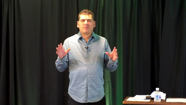 Accelerated Healing - Session 1 - John Proodian
