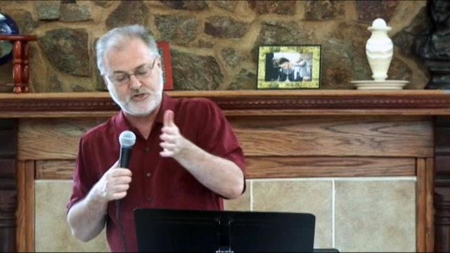 A Radical Faith - Baptized in the Holy Spirit, Part 2 - James Goll