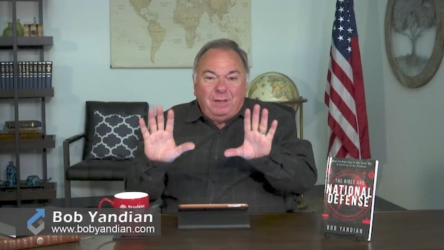 Episode 414-The Bible and National Defense-Part 1-Bob Yandian Ministries-Student of the Word