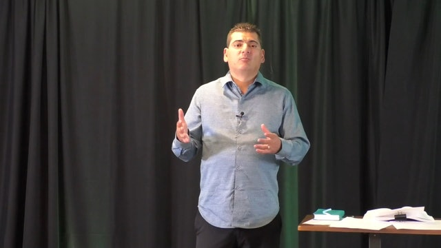 Accelerated Healing - Session 15 - John Proodian