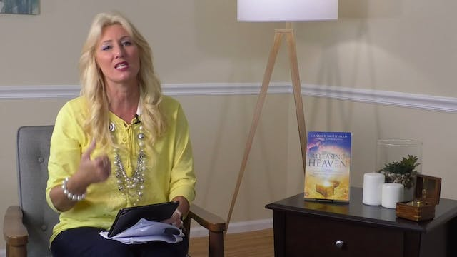 Releasing Heaven Masterclass - Session 13 - The Faith of God for Miracles
