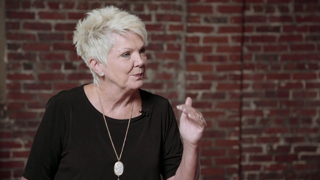 Patricia King on Created for the Impossible  Season 2 Ep.10