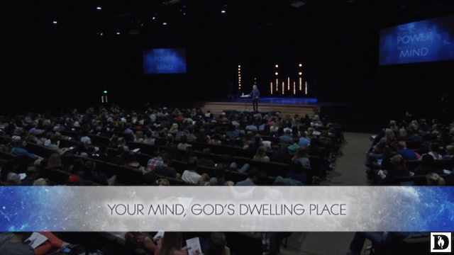 Supernatural Power of a Transformed Mind - Session 2 - Bill Johnson