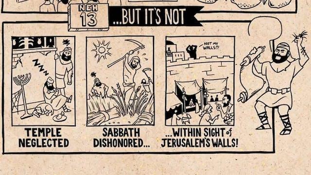 Read Scripture  Ezra-Nehemiah