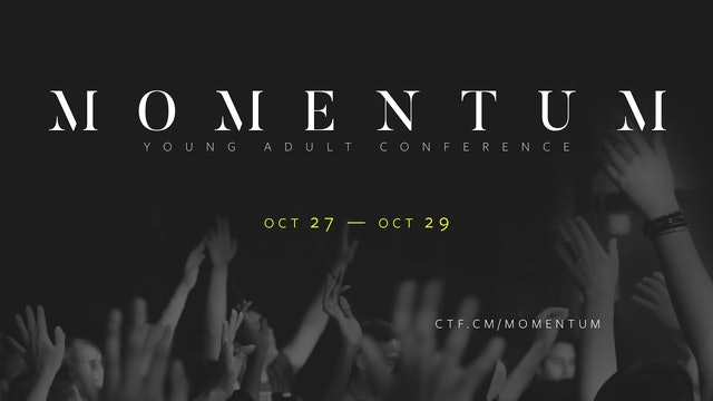 Momentum 2016 Session A - Worship - Jonathan & Alice Clarke