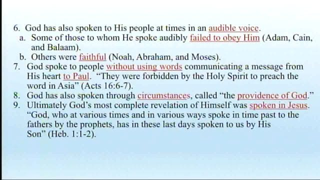 Apologetics And Logic - Session 11 - ...