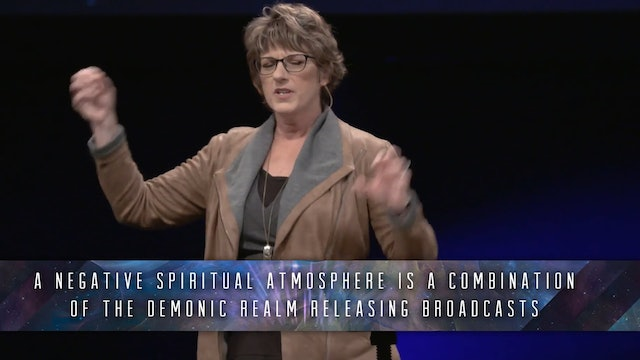 Shifting Atmospheres - Session 5 - Dawna DeSilva