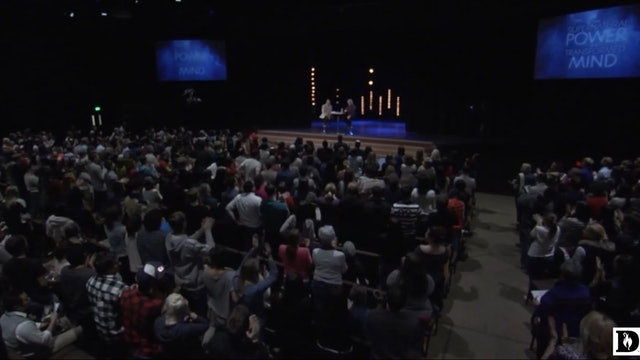 Supernatural Power of a Transformed Mind - Free Bonus Content - Bill Johnson