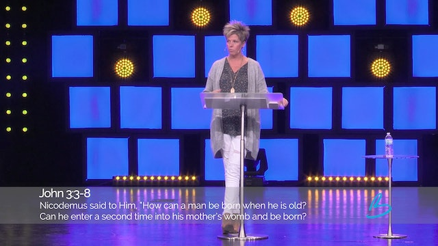 The Spirit Empowered Life - Session 9 - Beth Jones