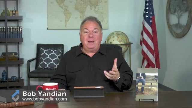 Episode 423-Calling and Separation-Bob Yandian Ministries-Student of the Word