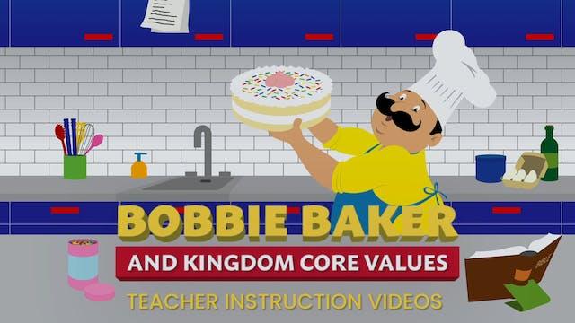 BOBBY BAKER TEACHER VIDEO CLOSING