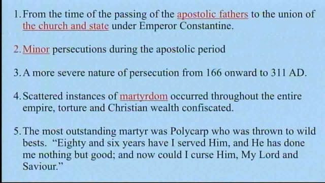 History Of Worship, Revival And Prayer - Session 3 - Dr. Elmer Towns