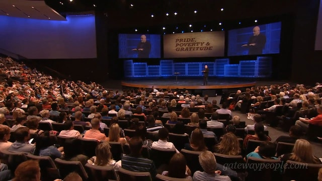 Dave Ramsey - Life. Money. Legacy. - Session 4 - Pride, Poverty, Gratitude
