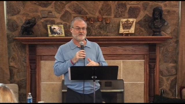 Prayer Storm - Spirit-Empowered Prayer - James Goll
