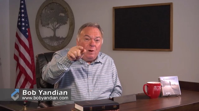 Episode 313-Winning and Losing-Bob Yandian Ministries-Student of the Word