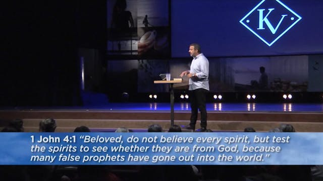 Session 19 - Hearing God's Voice and ...