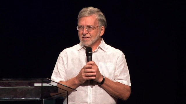 Hearing God Through Your Dreams - Session 1: Bridges To The Supernatural - Dr. Virkler