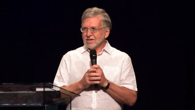 Hearing God Through Your Dreams - Session 1: Bridges To The Supernatural - Dr. Virkler