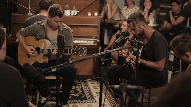 Stay and Wait Acoustic - Hillsong