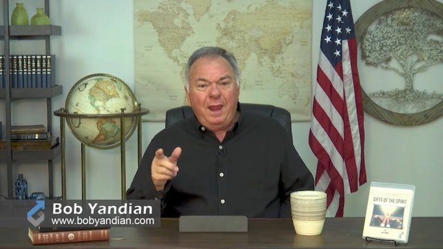 Episode 216-The Balance of Gifts and the Word-Part 1-Bob Yandian Ministries-Student of the Word