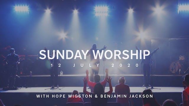 Live Worship - Benjamin Jackson & Hop...
