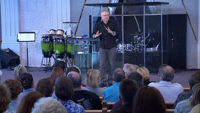 Authority to Heal - Session 7 - Randy Clark