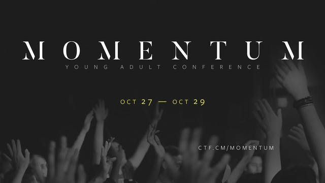 Momentum 2016 Session A - Message - Marcel Preston