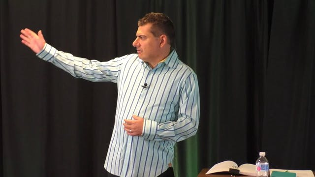 Accelerated Healing - Session 24 - John Proodian