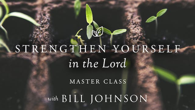 Strengthen Yourself In The Lord Ecourse