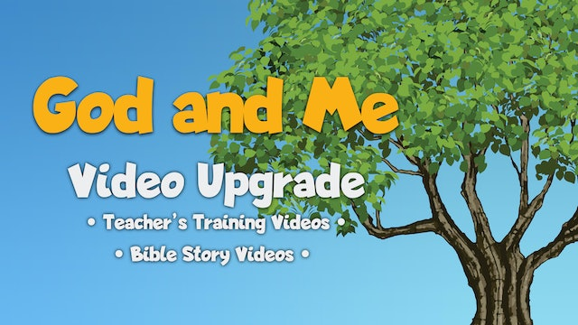 God and Me: Volume 1 Jesus and Me Kid's Curriculum